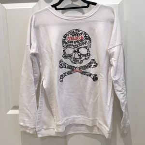 SOULCYCLE sweat shirt